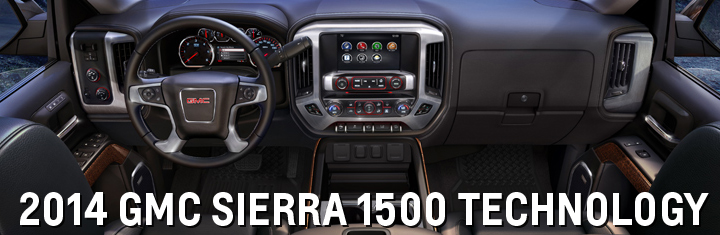 2014 GMC Sierra Technology