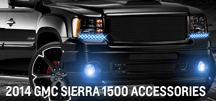 2014 GMC Sierra Accessories
